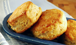 Three Buttermilk Biscuits