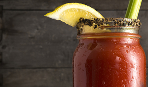 cracked pepper bloody mary