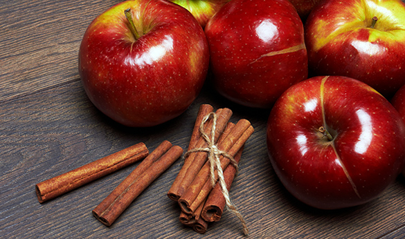 Apple Betty Ingredients