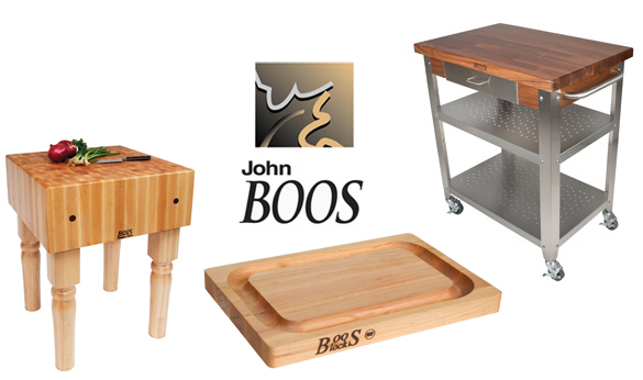 Group of John Boos Products