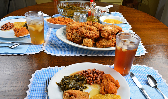 Traditional southern cooking katom blog - Southern french cuisine ...