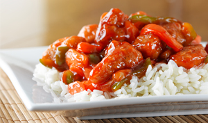 Sweet and Sour Pork - Recipe