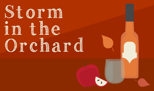 Storm in the Orchard Cocktail Recipe - KaTom Blog
