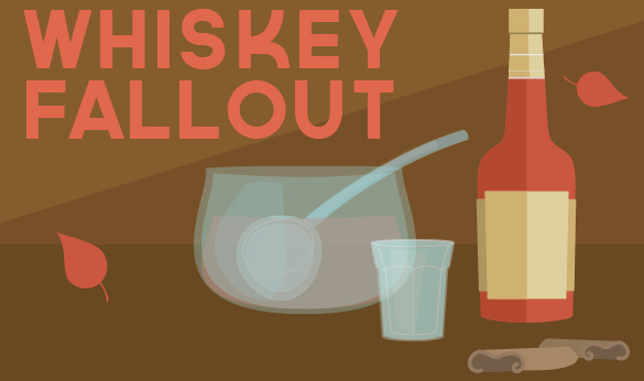 The Whiskey Fallout