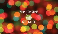"2014 ""Consume"" Holiday Gift Guide"