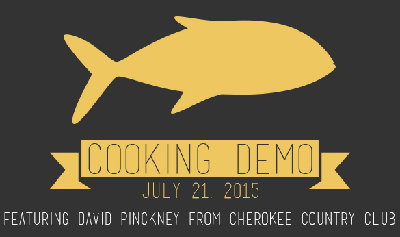 Cooking Demo - July 21, 2015