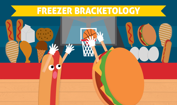 Freezer Bracketology
