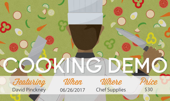 Cooking Demo 6-26
