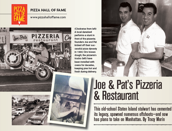Joe & Pat's Pizzeria