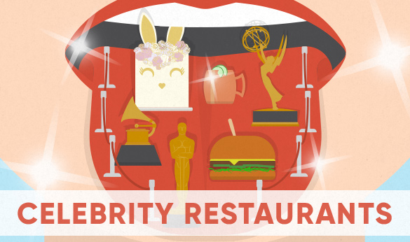 You Won't Believe These 10 Celebrities Own Chain Restaurants