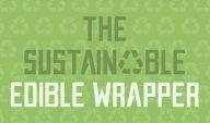 The Sustainable Edible Wrapper