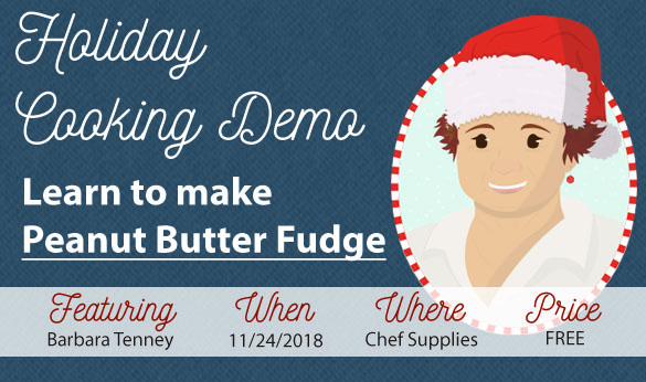 Cooking Demo 11/24