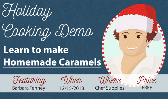 Cooking Demo 12/15