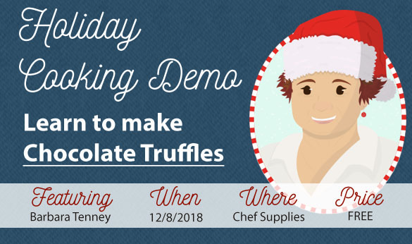 Cooking Demo 12/8
